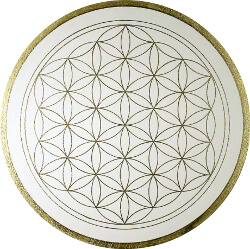Flower of Life Wall Art