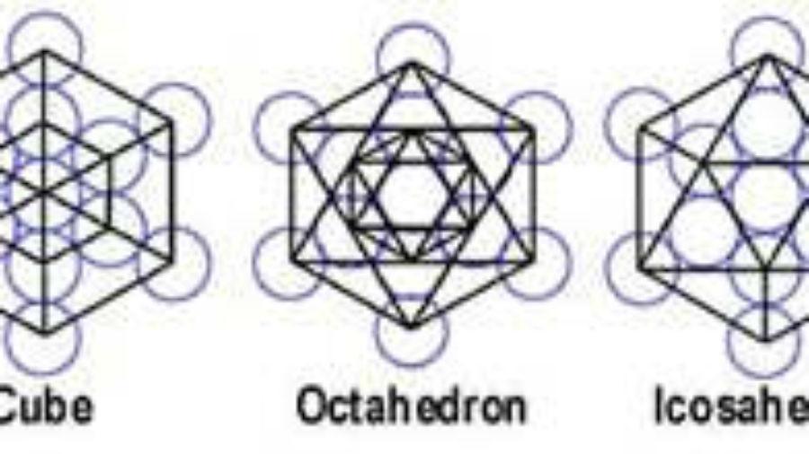 Würfel des Metatron