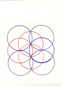 flower of life drawings