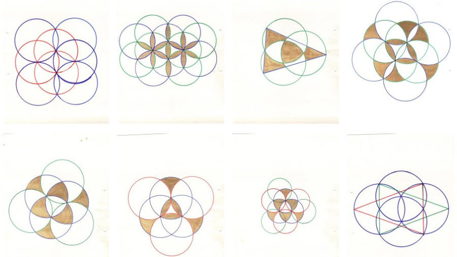 flower of life pictures