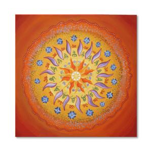 Mandala OM