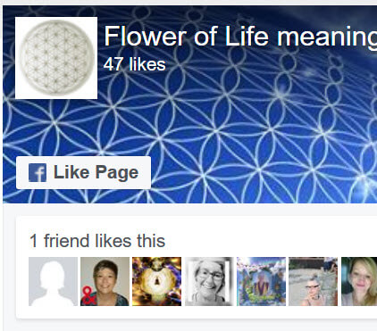 Flower of Life Facebook